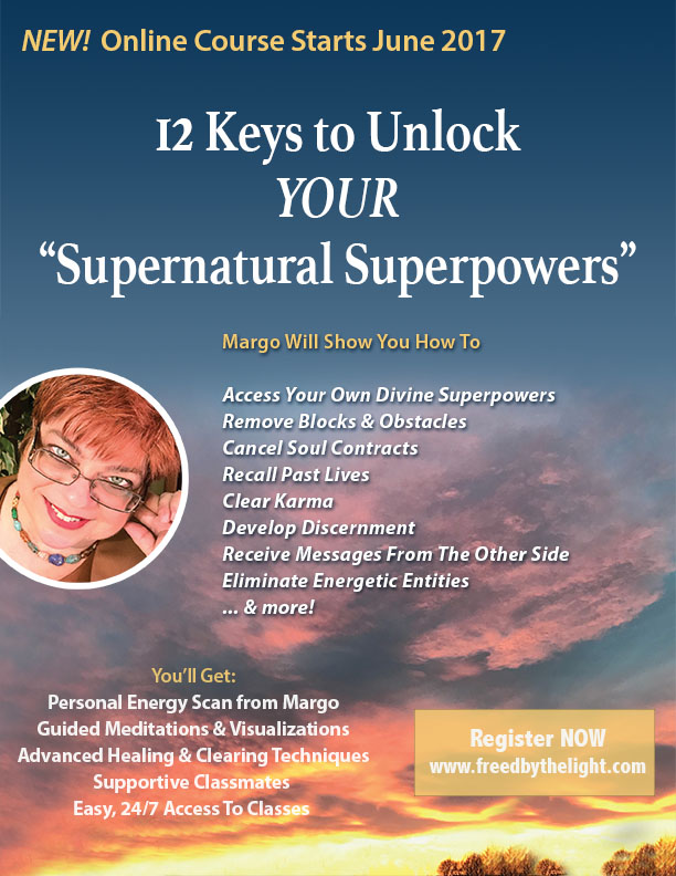 Margo 12 Keys Course Flyer 1B